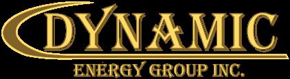 Dynamic Energy Group logo